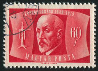Baron Roland Eotvos