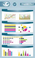 Diagram charts