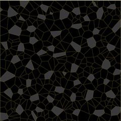 Black gray parts pattern