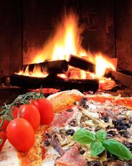 Pizza Capricciosa...Tradizione Italiana