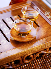 Chinese Tea. Traditional Ceremony