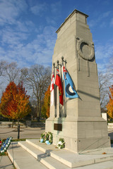 Cenotaph in London Ontario, Canada.