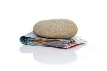 Geld und Stein