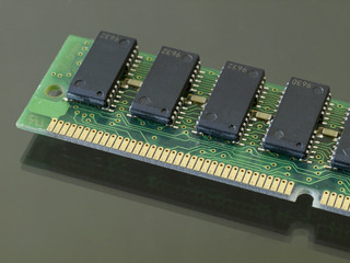 RAM modules on 18 years ago