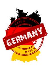 Made in Germany Karte