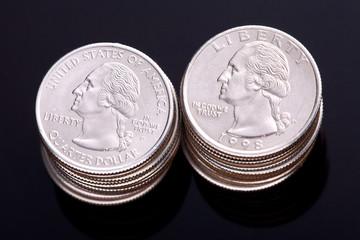 US Quarter Dollars