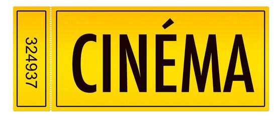 Place de cinéma