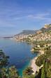 Blick in die Bucht von Monaco