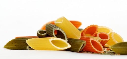 Разные макароны в куче