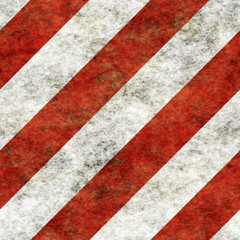 Seamless hazard stripes texture