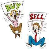 Buy Sell Investors poster