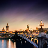 Fototapety Pont Alexandre III, Paris