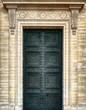 The front door, Paris Pantheon