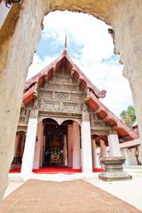 Wat Lai Hin of Lampang,Thailand