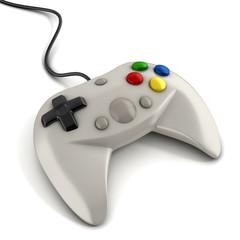 gamepad 3d illustration