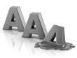 AAA credit rating downgrade
