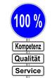 Kompetenz Qualität Service