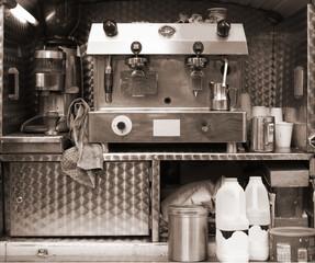 mobile Espresso-Bar