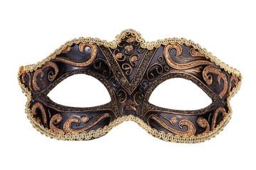 The original festive carnival mask gold