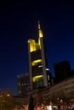 Frankfurt Skyline Nacht - 36894168