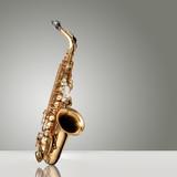 Fototapety Saxophone Jazz instrument