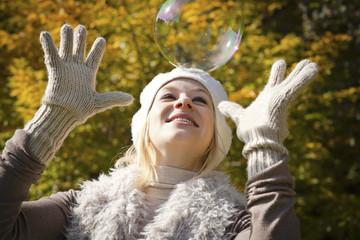 Lebensfreude - Magie des Herbstes