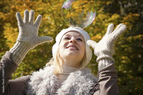 Lebensfreude - Magie des Herbstes © Aamon