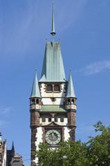 Martinstor at Freiburg im Breisgau