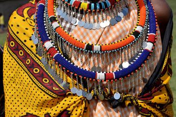gioielli africani