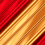 Golden-red artistic background