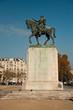 statue Maréchal Joffre champ de mars à Paris