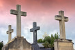 Cemetery Crosses