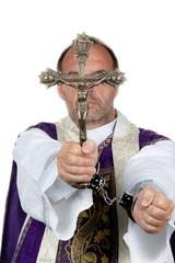 Missbrauch in Kirche. Symbolfoto