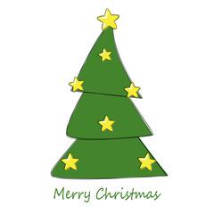 buon natale - albero natalizio