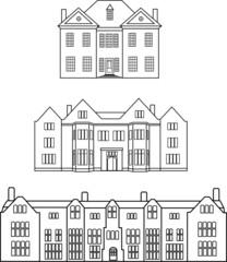 English manors