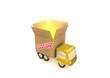 camion dorée