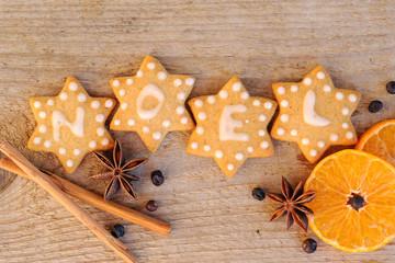 Noël, épices et oranges