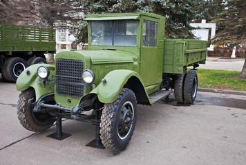 Soviet truck UralZIS-5