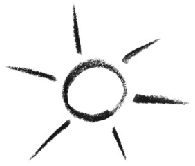 sun and light sketch