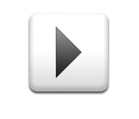 Boton cuadrado blanco multimedia play