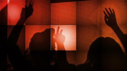 Disco wall 11