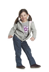 Bambina balla
