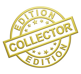 """Edition Collector"" Cachet"