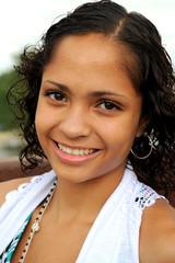 African american female beauty.