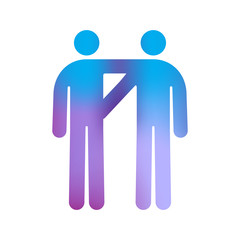 Male Gay Couple
