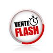 bouton vente flash