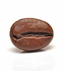 macro shot of coffee