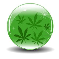 mj grüne kugel