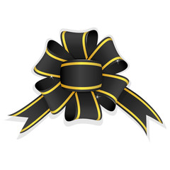 Black&Gold bow