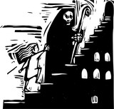 Stairway Death poster